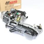 Двигатель GY6 157QMJ объемом 150см для китайского 4х тактного скутера