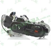 "Двигатель 80см³ GY6 139QMB (40см, колесо R10, под два амортизатора) ""LIPAI"""