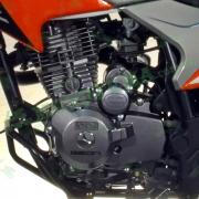 Двигатель в сборе 163FML 200cc CG GEON X-Road