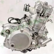 Двигатель в сборе GEON DAKAR 250 - 4V, TOSSA, ISSEN