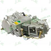 Двигатель в сборе GEON W150D X-PIT, X-RIDE 150cc (стартер, КПП-5, масляное охл.)