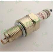 Свеча зажигания INT HIX-C7 (A7RTC)  Iridium 4Т (Мопед, скутер, JS125)