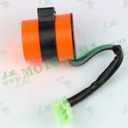 Реле поворотов GY6, 3 провода, оранжевое, класс: А 'LIPAI'