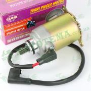 """Стартер для китайского скутера GY6 125-150cc (152QMI, 157QMJ) """"TERRI"""""""