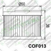 Масляный фильтр CHAMPION COF013
