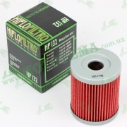 Фильтр масляный HIFLO HF 132 (QINGQI Wolf 200, Dragon 200, Blade 200)