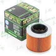 Масляный фильтр HIFLO HF151