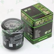 Масляный фильтр HIFLO HF197