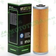 Масляный фильтр HIFLO HF650 (KTM)