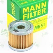 Масляный фильтр MH 51 MANN