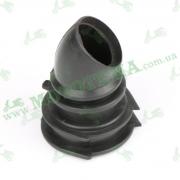 Патрубок воздушного фильтра  DIO ZX  (бензо-масло стойкий)
