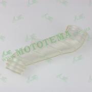 Патрубок воздушного фильтра  GY6 50  (силиконовый, прозрачный)  `NEOPLAST`