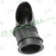Патрубок фильтра (ЧЕРНЫЙ) HONDA LEAD AF20/HF05