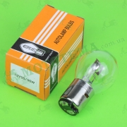 Лампа фары (груша) B35 BA20D 12V 35W-35W
