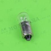 Лампа габарита 12V3W (цоколь)