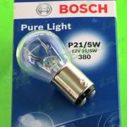 """Лампа стопа BAY15d P21 5W 12V """"BOSCH"""" 1987302202"""