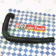 """Патрубок (радиатора) системы охлаждения (B215-3) Yamaha JOG SA36J, SA39J """"MOTOTECH"""""""
