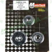 Набор сальников Yamaha JOG 3KJ (Jog 50, Next Zone, Artistic, Aprio, Poche SA-08, Vino) 'MOTOTECH' TW