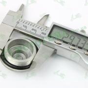 Гайка (крышка сетки) масляного фильтра 50-100cc 139QMB 4T
