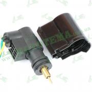 Электроклапан карбюратора (обогатитель) Honda LEAD 100 AF-48 и Suzuki Address 110