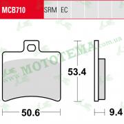 Колодки тормозные TRW LUCAS MCB710 SRM Sinter