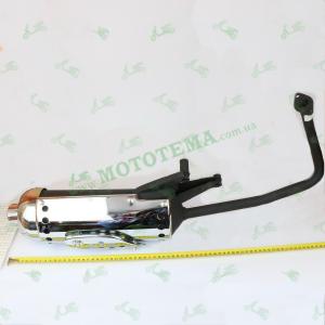 Глушитель (выхлопная труба) скутера Viper Grand Prix