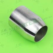 Адаптер глушителя к выхлопной трубе Ø35-Ø48mm (mod:4.8) 118