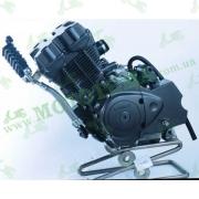 Двигатель в сборе -- 125сс ZS125-32