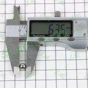 Шарик верхнего подшипника рулевой сошки GEON Blackster 250