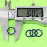 Уплотнительное кольцо цилиндра (под шпильку) 10*1.6 (4шт/к-т) -- 250сс-350сс