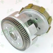 Корзина сцепления в сборе --X-PIT, X-RIDE engine150 cc