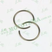Стопорные кольца поршневого пальца (2 шт/к-т) -- RS-250, X-ROAD 250 CBB