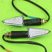 Поворотники передние к-т -- TERRAX, X-RIDE