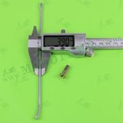 """Спицы заднего колеса 18"""" 36 шт/к-т  (L=183mm, ф= 4 mm)  --  X-Road"""