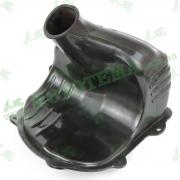 Крышка нижняя (раструб) воздушного фильтра  -- DAKAR 250 2V (2012)