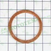 Прокладка (кольцо) глушителя D=40mm d=32mm (медь) GEON DAKAR 250-4V