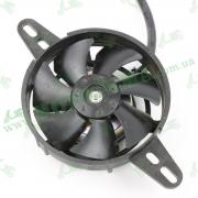 Вентилятор охлаждения радиатора (Panasonic) -- DAKAR 250-4V NAC TOURER DAYTONA