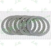 Диски сцепления (ведомые, металл, 7 штук) GEON DAKAR 450