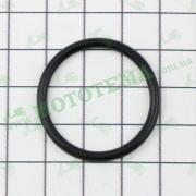 Прокладка-кольцо резиновая декорат. крышки левой крышки дв-ля 27.4*2.65  --  (CBB 250) TOSSA/ISSEN