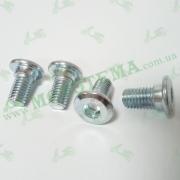 Болты крепления тормозного диска (4 шт/ к-т) -- X-PIT 150 cc / 125 cc