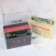 HAOJIN DABRA - АКБ аккумулятор YT4L-BS 12V 4Аh 110x70x85