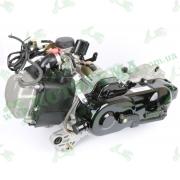 HAOJIN DABRA  - двигатель скутера 80см³ 139QMB (колесо R10)