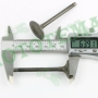 Клапана (пара) (h-63.5 mm, d-22 mm / h-64 mm, d-26 mm) JS125-6A V6