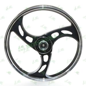 Колесо переднее (литое, под дисковый тормоз) Jianshe JS125-6A