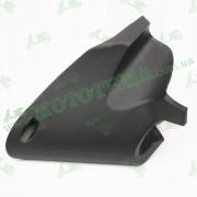 Крепление фары левое (пластик) JS125-6A