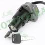 Комплект замков (зажигания, руля, крышка бензобака) Jianshe JS150-3 R6 Puma