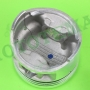Поршень Ø=57mm, палец P=15mm, кольца JIANSHE JS150-3 R6