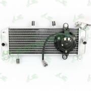 Радиатор с вентилятором в сборе JS150-31