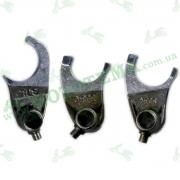 Вилочки копирного вала КПП двигатель166FMM KAYO K2 (CB250)
