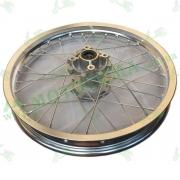 Диск заднего колеса 2.15-18R спицованный KAYO T2, K2, оригинал